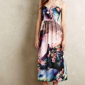 Anthropologie Corey Lynn Calter Daybreak Dress